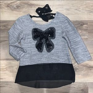 3 1/4 sleeve boutique top